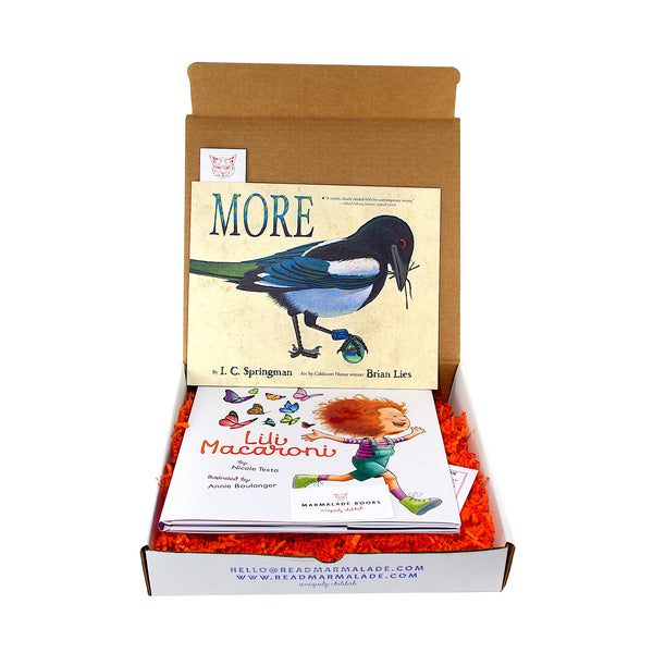 February 2020 Picture Book Box - (Ages 4-7)