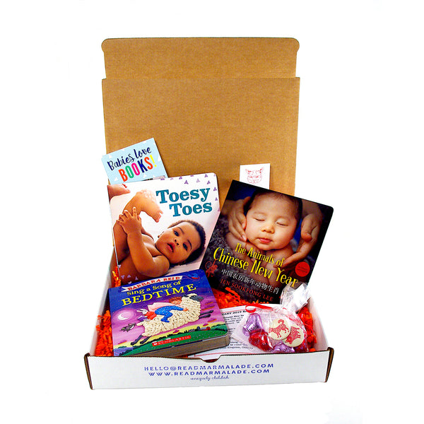 January 2019 Baby Box (Ages 0-3)