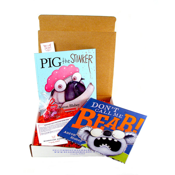 January 2019 Picture Book Box - (Ages 4-7)
