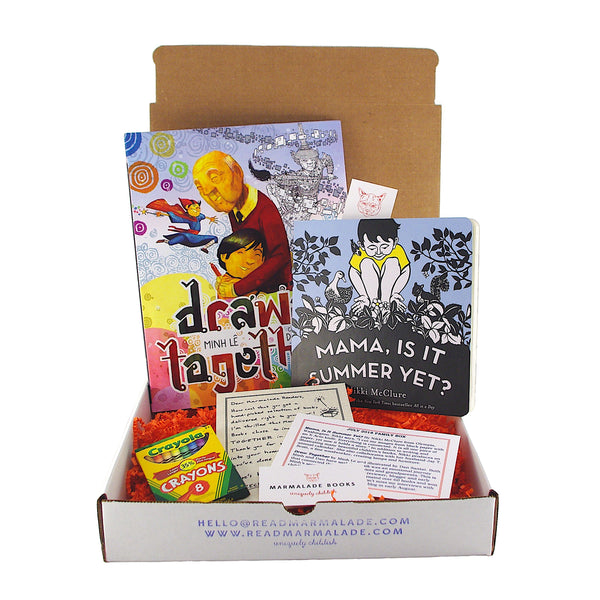 July 2018 Family Box - (Ages 0-3 & 4-7)