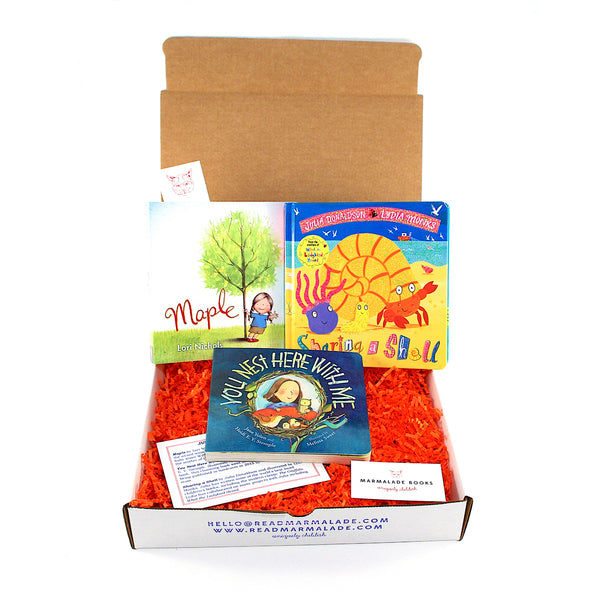 July 2019 Baby Box (Ages 0-3)