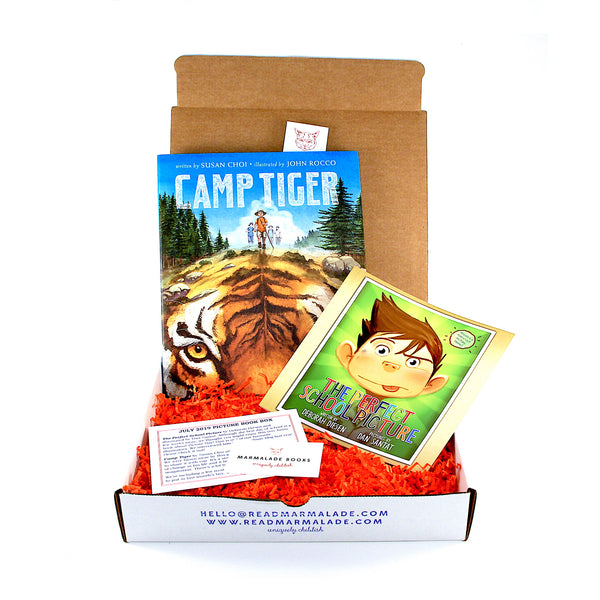 July 2019 Picture Book Box - (Ages 4-7)