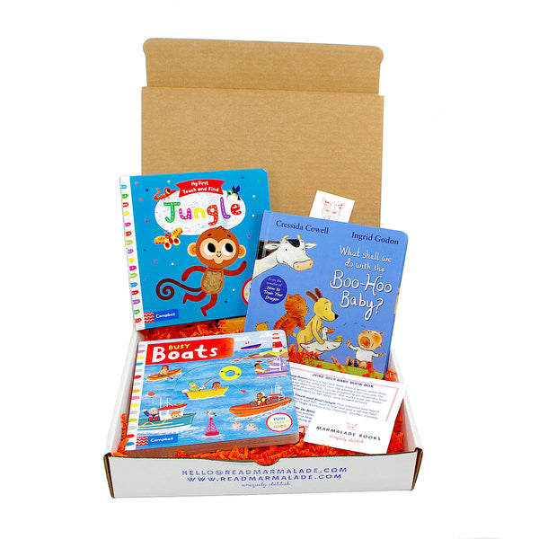 June 2019 Baby Box (Ages 0-3)