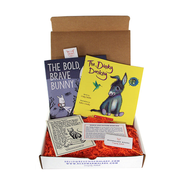 March 2020 Picture Book Box - (Ages 4-7)