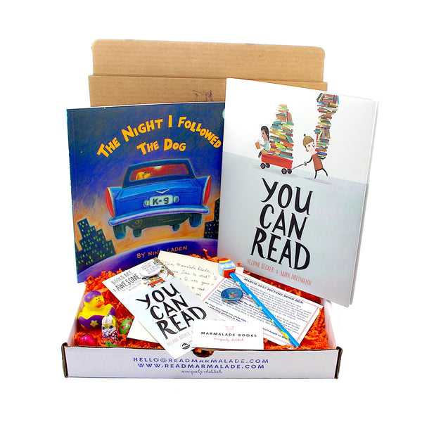 March 2017 Picture Books Box - (Ages 4-7)