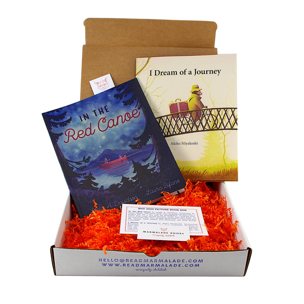 May 2020 Picture Book Box - (Ages 4-7)