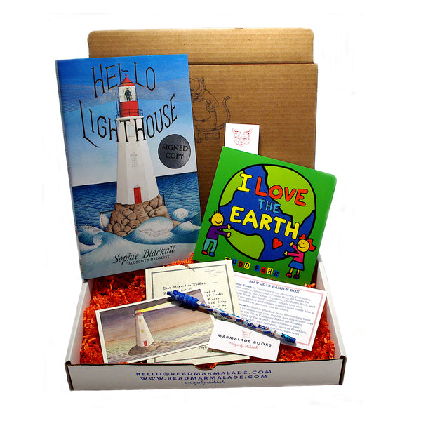 May 2018 Family Box - (Ages 0-3 & 4-7)
