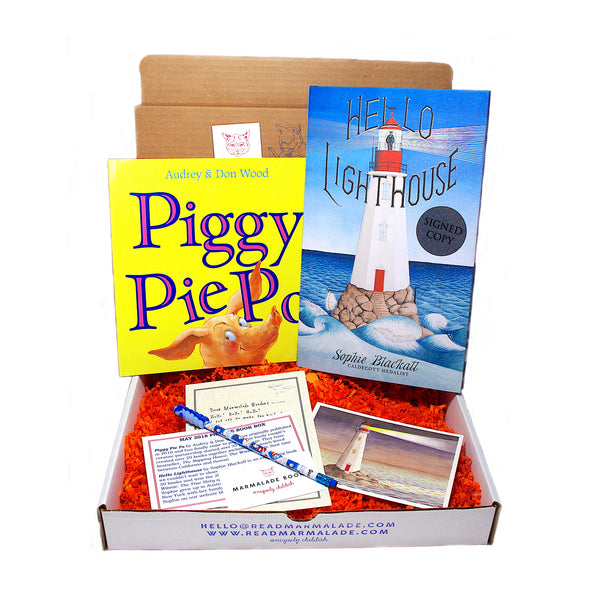 May 2018 Picture Book Box - (Ages 4-7)