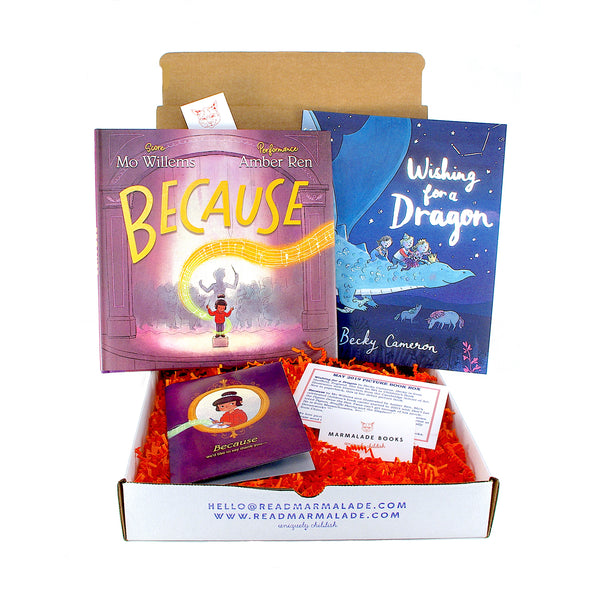 May 2019 Picture Book Box - (Ages 4-7)