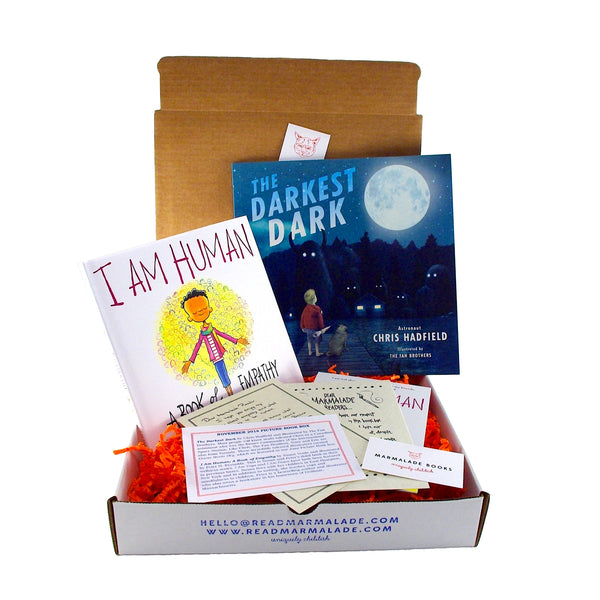 November 2018 Picture Book Box - (Ages 4-7)