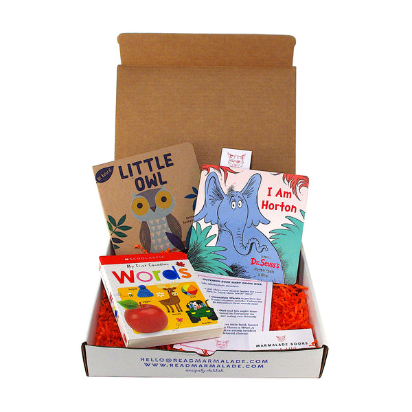 October 2020 Baby Box (Ages 0-3)