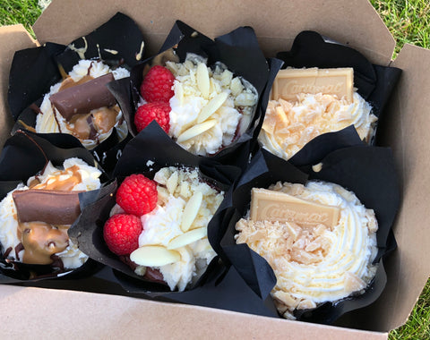 Cheesecake Cupcake variety box