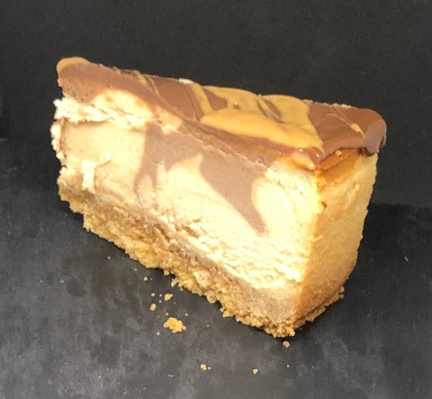 Caramel Chocolate Cheesecake
