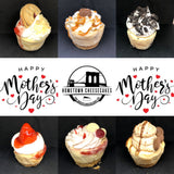 Mothers Day Cheesecake Cupcake box