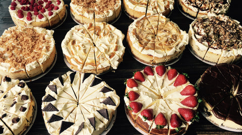 Cheesecake Buffet - Click for package options