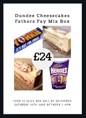 Fathers Day Mix Box - 12 Slice