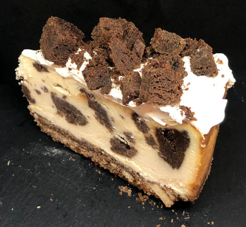 Brownie Fudge Cheesecake