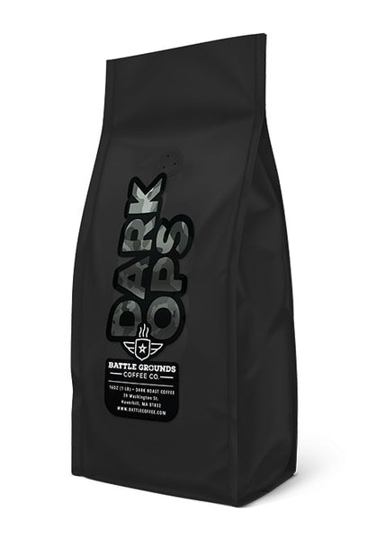 16 oz Dark Ops Coffee