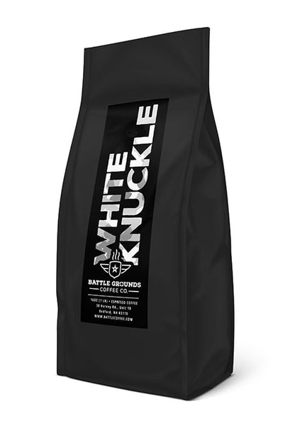 16 oz White Knuckle Espresso