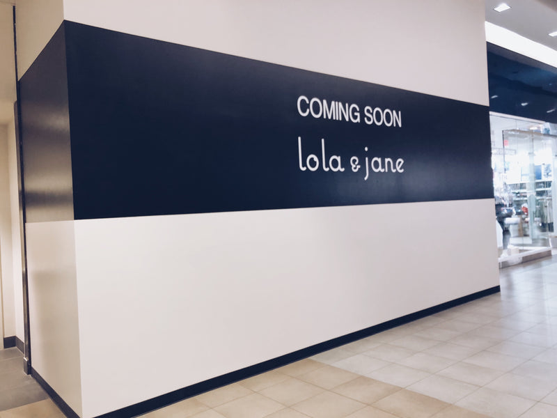 lola & jane NEW location