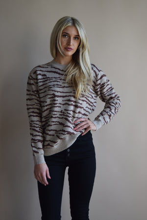 Wild Night Out sweater