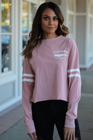 Long Sleeve Whale Top