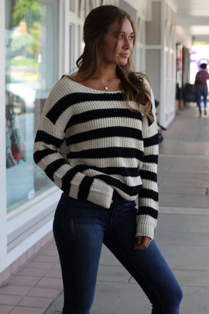 Reversible Knotted Sweater