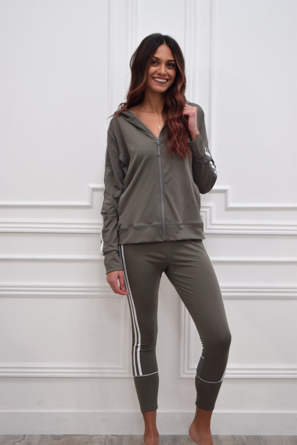 On the run tracksuit