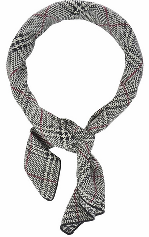 Houndstooth Neckerchief