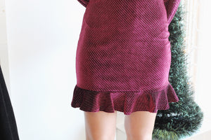 Wine & Shine Holiday dress