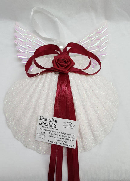 Large Shell Angel, Gifts, - Shell Port