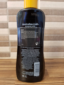 Australian gold accelerator 1 bottle 250ml/8.5FL.Oz.