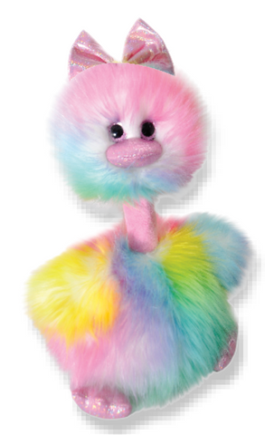 The Petting Zoo - Tutti Frutti Bird Pink - Debbie's Hallmark