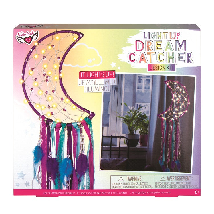 Fashion Angels - Light Up Dream Catcher Design Kit- Debbie's Hallmark