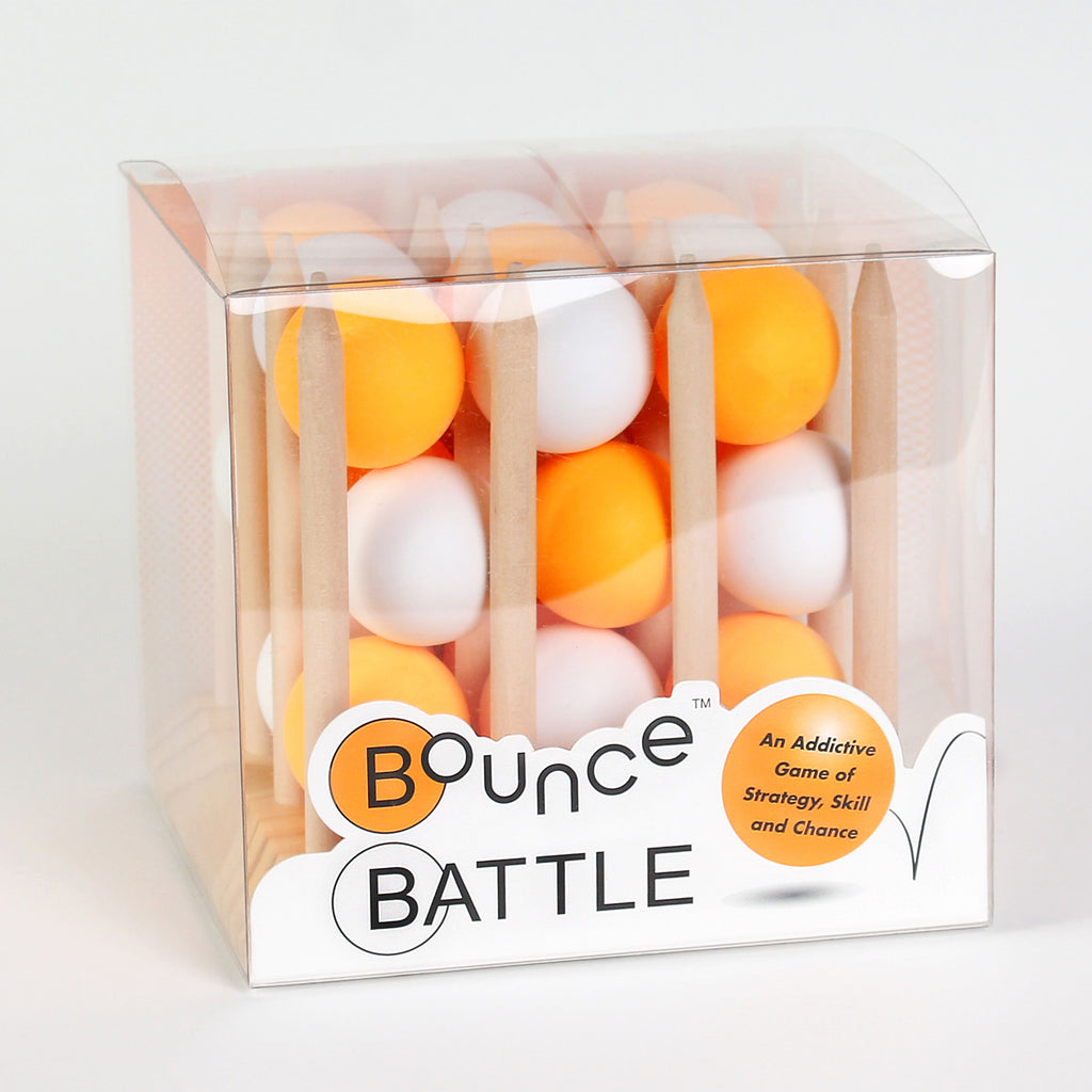 Bounce Battle Premium Wood Edition Game Set-Debbie's Hallmark