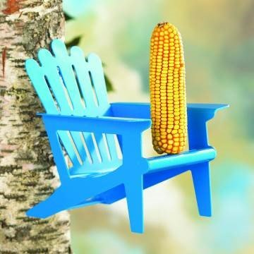 Opportunities - Chair Squirrel Feeder - Debbie's Hallmark