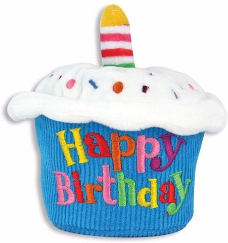 Cuddle Barn Birthday Cupcake Squeezer