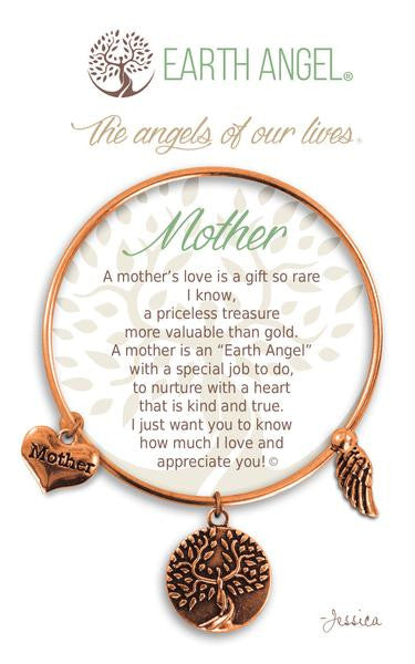 Earth Angel Bracelet - Mother