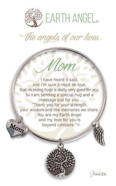Earth Angel Bracelet - Mom
