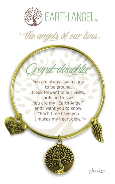 Earth Angel Bracelet - Grand-daughter