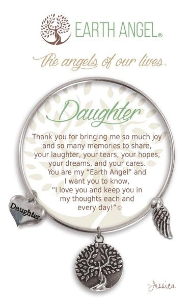Earth Angel Bracelet - Daughter