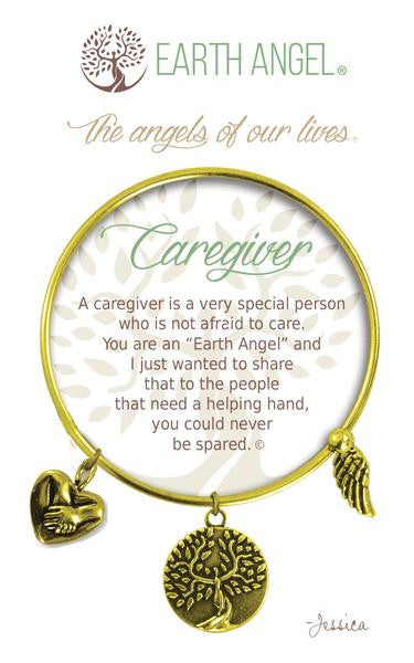 Earth Angel Bracelet - Caregiver