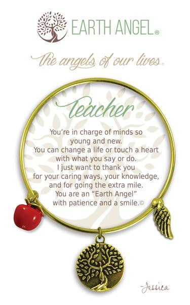 Earth Angel Bracelet - Teacher