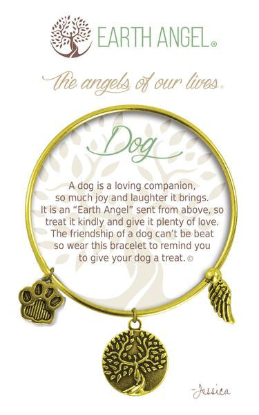 Earth Angel Bracelet - Dog