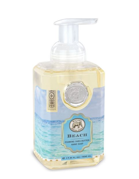 Michel Design Works - Beach Foaming Hand Soap - Debbie's Hallmark