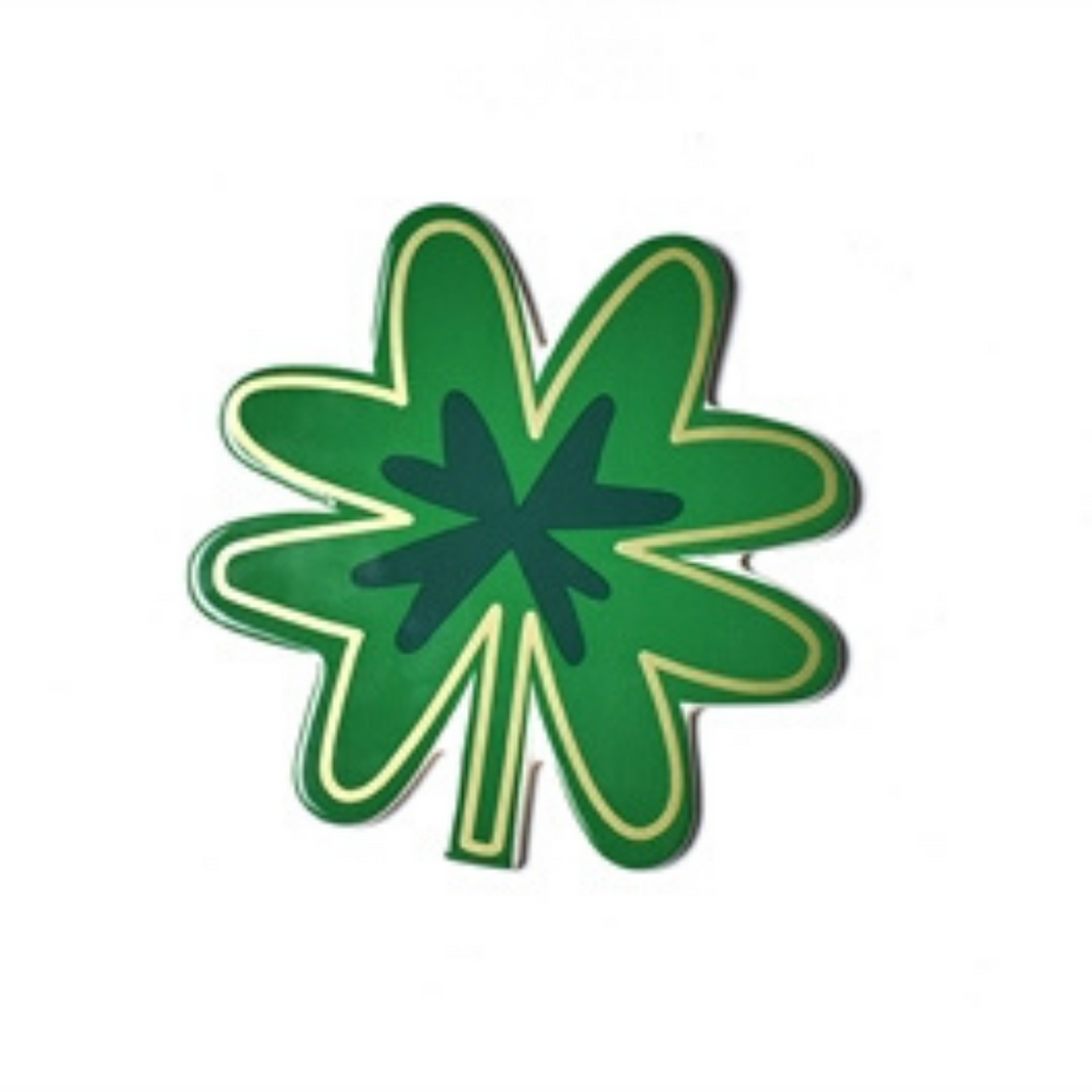 Happy Everything - Four Leaf Clover Big Attachment
