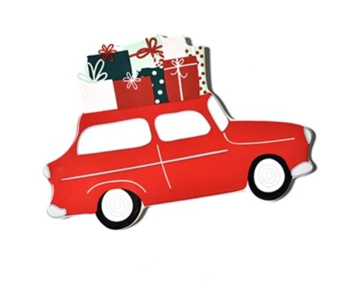 Happy Everything - Holiday Car Mini Attachment