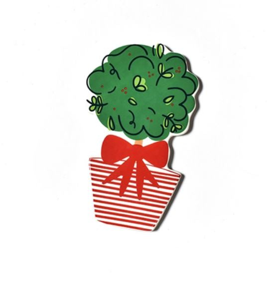 Happy Everything - Holiday Topiary Mini Attachment