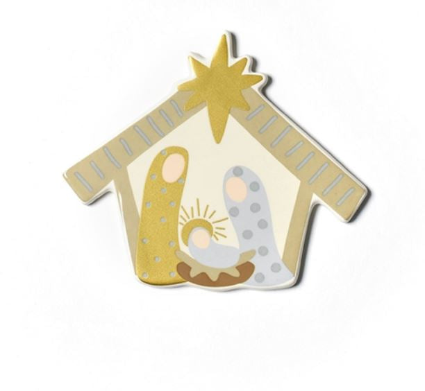 Happy Everything - Neutral Nativity Big Attachment
