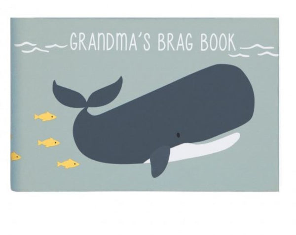 CR Gibson - Grandma's Brag Book - Under the Sea - Debbie's Hallmark
